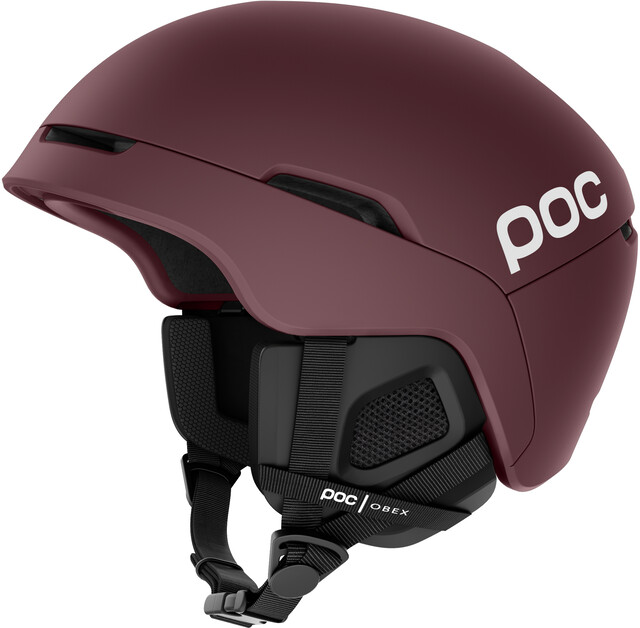 POC Obex Spin Helmet Copper Röd